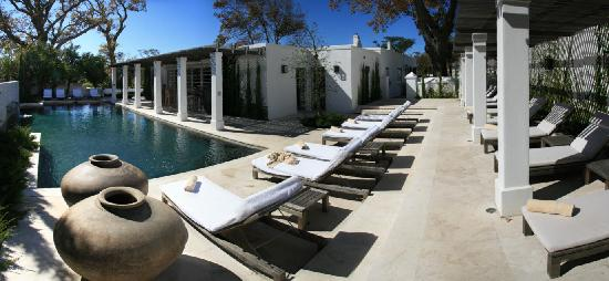 Steenberg Hotel: main pool