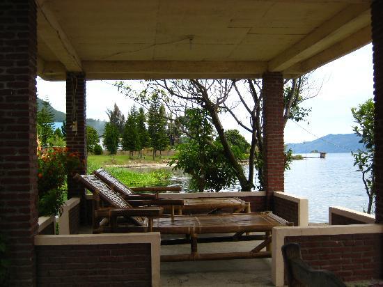 Thyesza Guesthouse: Garden