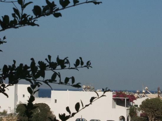 Fomithea Hotel: the sea