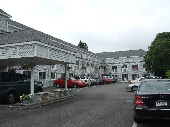 SeaCoast Inn : Rest of building