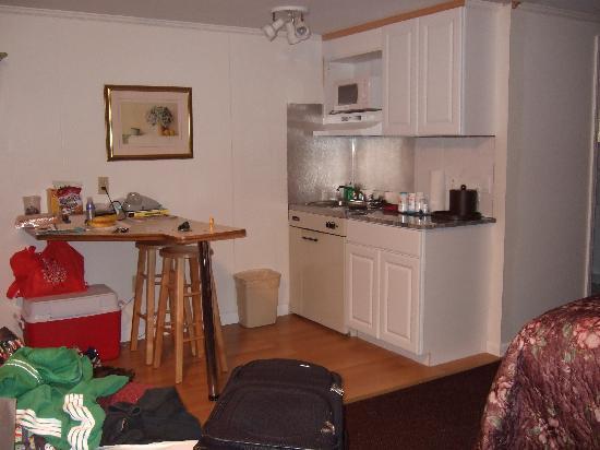 SeaCoast Inn : Kitchen
