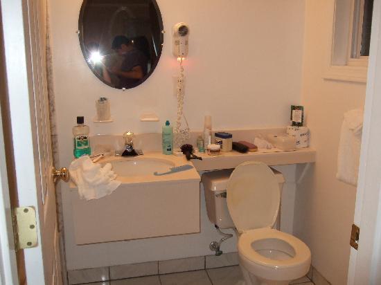 SeaCoast Inn : Bathroom