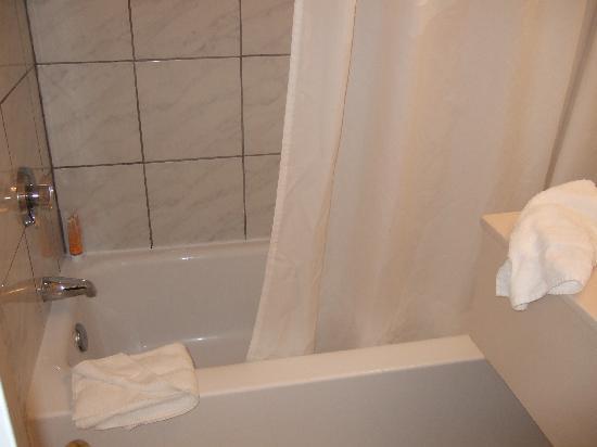 SeaCoast Inn : Shower