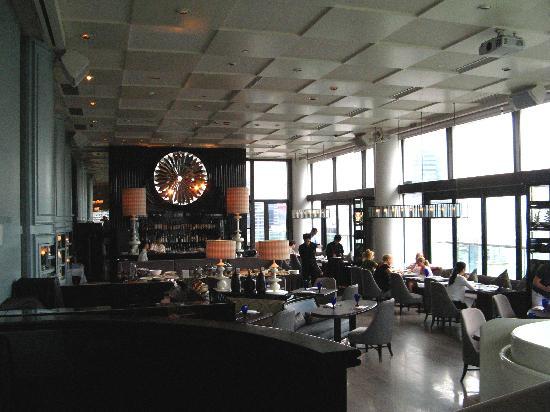 Hotel LKF By Rhombus: restaurant