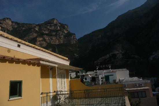 Casa Cosenza: our balcony