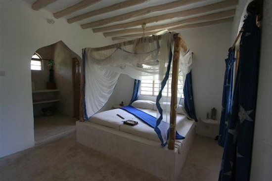 Matemwe Beach Village: Standard bedroom