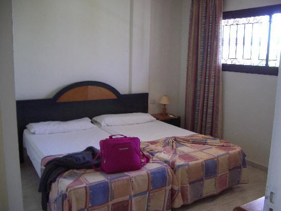 Saint George: Bedroom
