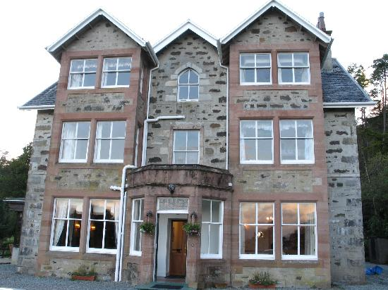 Duisdale House Hotel: Hotel-Front
