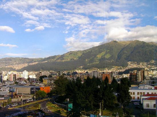 JW Marriott Hotel Quito: View from Window of JW Marriott