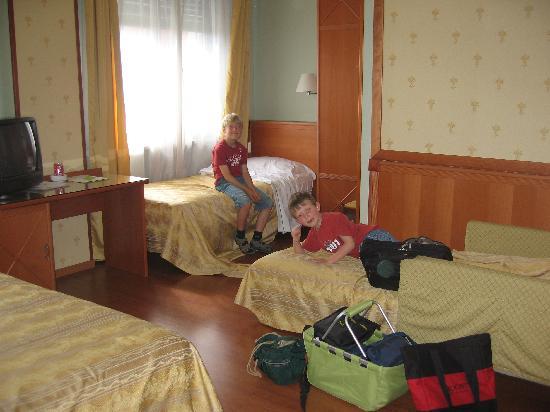 Eco-Hotel La Residenza: Room 301