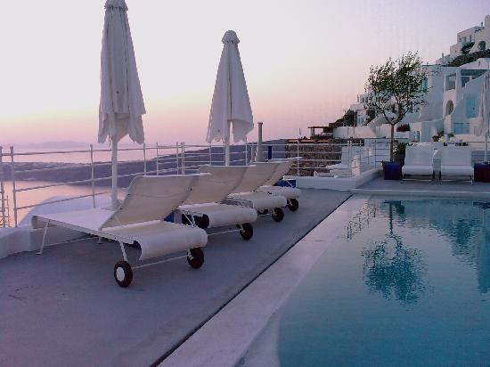 Grace Santorini Hotel: Peace of mind