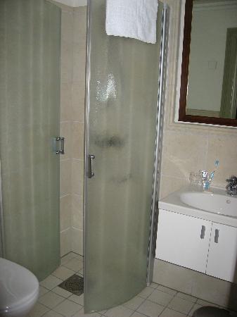 Dalen Hotel: Badezimmer