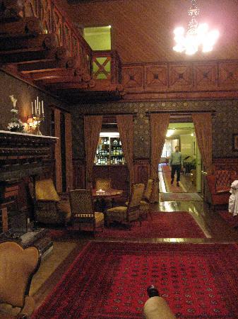 Dalen Hotel: Lobby