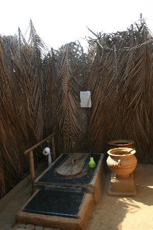 Yogamagic Eco Retreat: The Eco Friendly Toilet