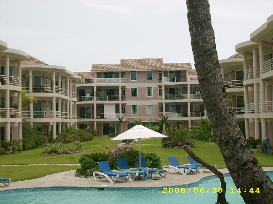 Cabarete East Beachfront Resort: Cabarete East Condo Complex