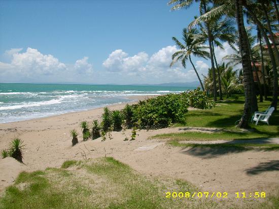 Cabarete East Beachfront Resort: Beach in front of Cabarete East