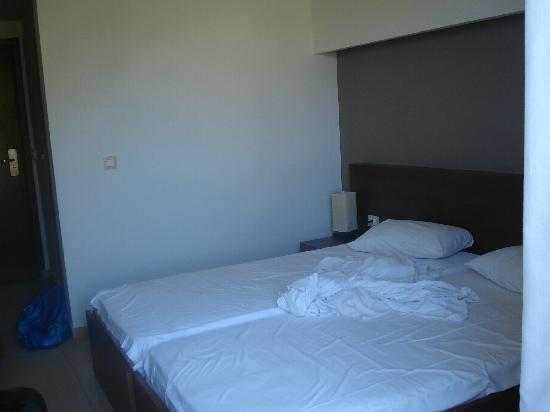 Matala Bay Hotel : Zimmer 208