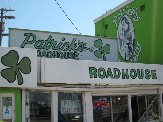 Photo of American Restaurant Patrick's Roadhouse at 106 Entrada Dr, Santa Monica, CA 90402, United States
