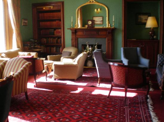 Glenfinnan House Hotel: Common Area