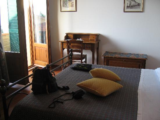 Hotel La Lanterna: Room 108