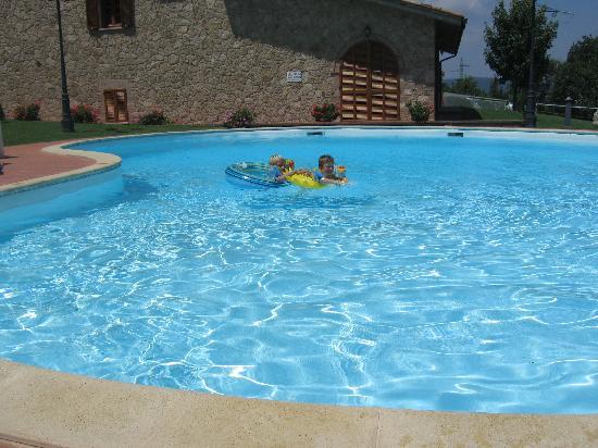 Hotel La Lanterna : Pool