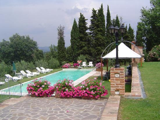 Casale San Lorenzo: The pool