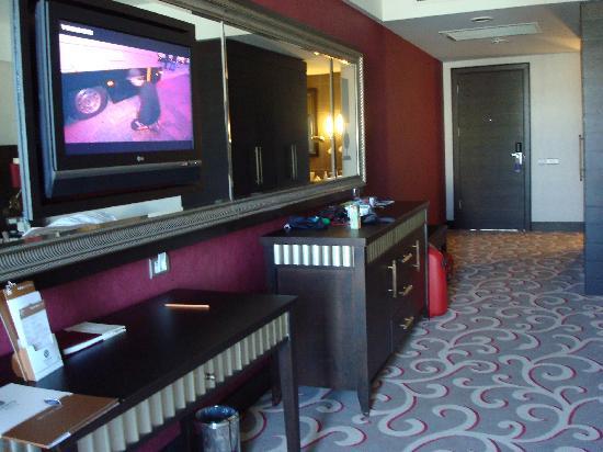 Cornelia Diamond Golf Resort & Spa: notre chambre