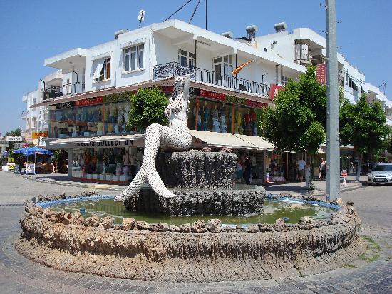 Cornelia Diamond Golf Resort & Spa: le centre de Belek