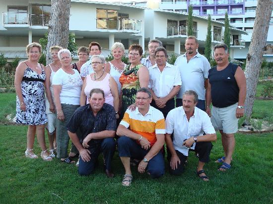 Cornelia Diamond Golf Resort & Spa: notre groupe
