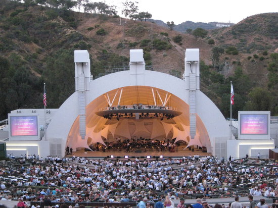 Hollywood bowl museum los angeles all you need to know for Terrace 2 hollywood bowl