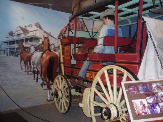 Sharpsteen Museum