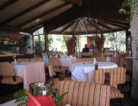 Hotel Parque Tropical: Restaurant