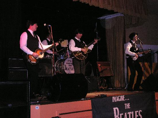 Warner Lakeside Coastal Village: Beatles Tribute band one night