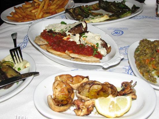 San Allote: Cuttle fish