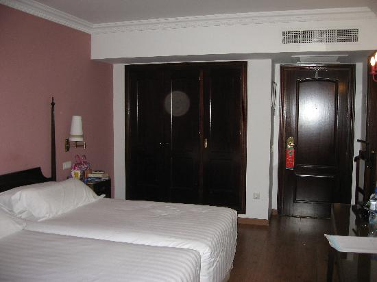 hotel fuerte marbella our room