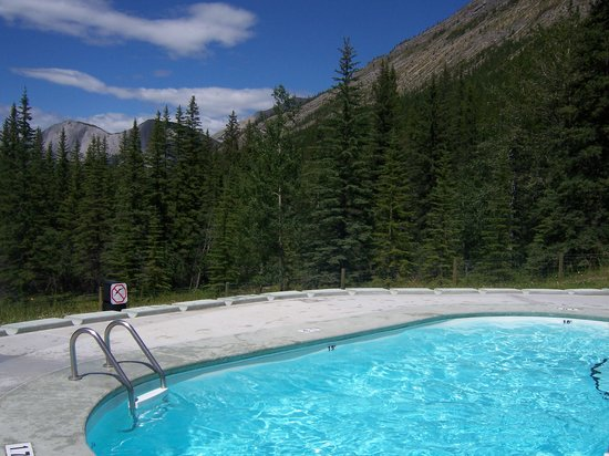Miette Hot Springs