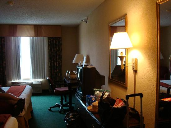 Holiday Inn Express Liberal: Interior of room