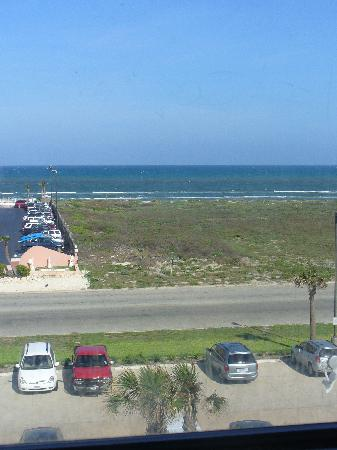 Holiday Inn Express & Suites Corpus Christi-N Padre Island: Our view from our room
