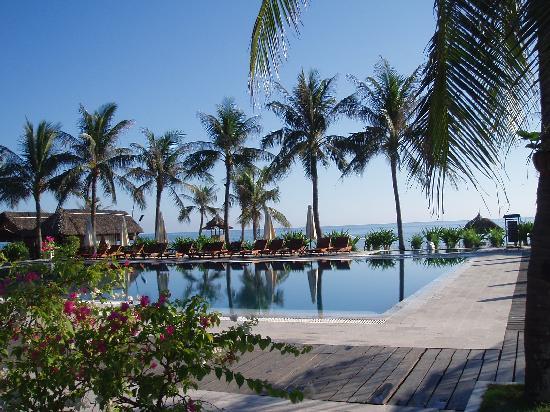 Victoria Hoi An Beach Resort & Spa: What a beautiful view!