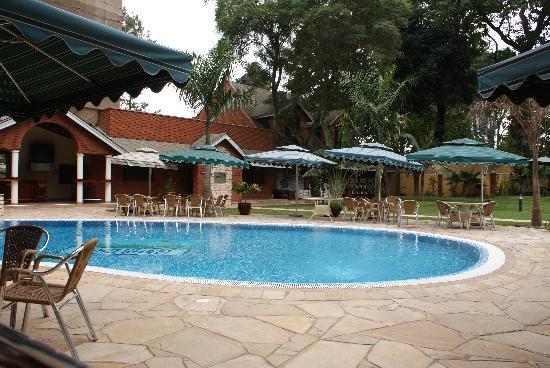 Kibo Palace Hotel: Kibo pool