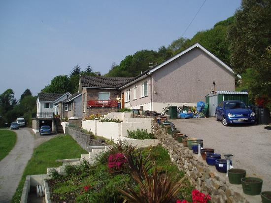 The Cuillins: The Cullins B&B