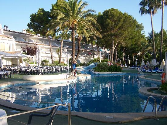 Font de Sa Cala, Spanien: l'hôtel