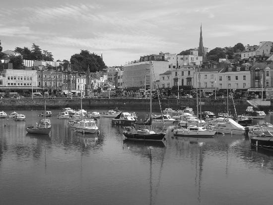Hotel Burlington: Torquay Harbour