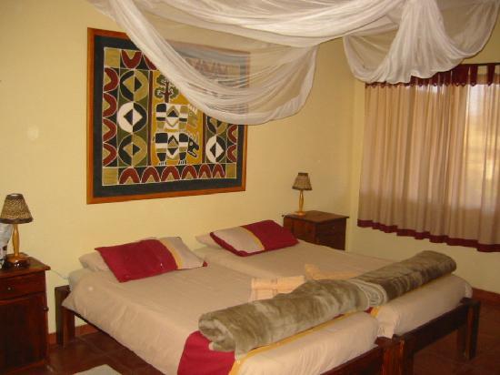 Namib Desert Lodge: Zimmer