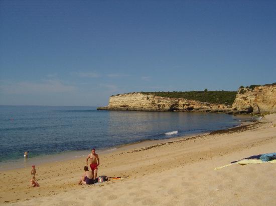 Pestana Porches Praia: beach pic