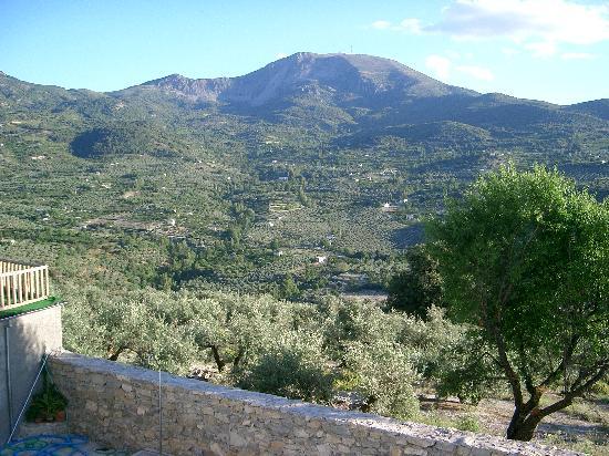 Torres, Spanien: Sierra Magina