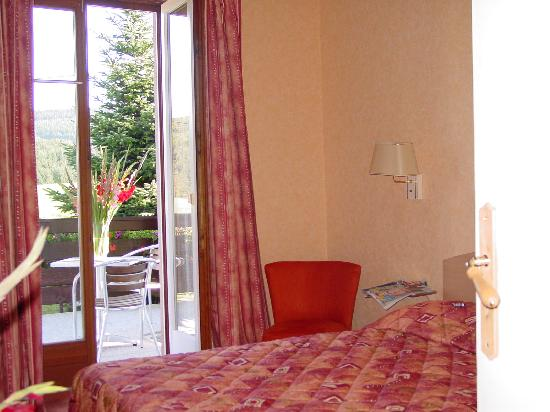 Hotel Marchal : chambre