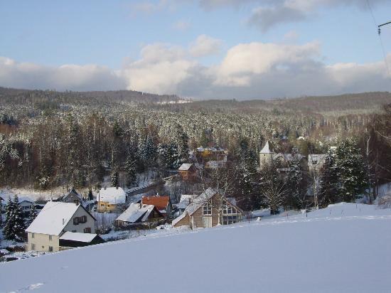 Le Hohwald, Francia: hiver