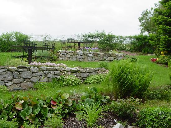 เลอโฮห์วาล์ด, ฝรั่งเศส: jardin