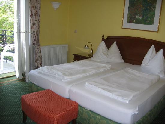 Hotel Park Villa : chambre N27